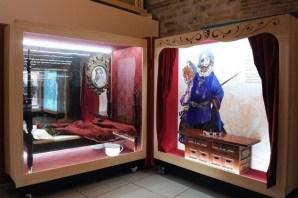 Reprodución de habitación de Cervantes