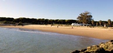 Playa de La Puntilla- El Puerto de Sta Mª (Cádiz)