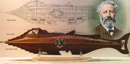"Prototipo del ""Nautilus"""