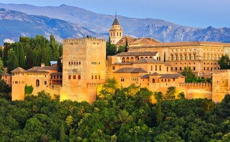 Palacio de la Alhambra (Granada)