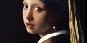 La joven de la perla. Van Vermeer