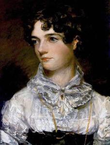 Retrato de María Bricknell. John Contestable (1776-1837)