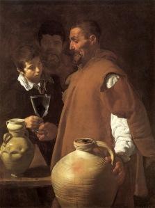 El aguador. Velázquez