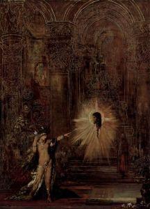 aparición- Gustave Moreau