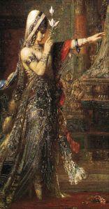 Salomé- Moreau