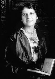 Zenobia Camprubí (1915)