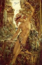 Fauno. Gustave Moreau