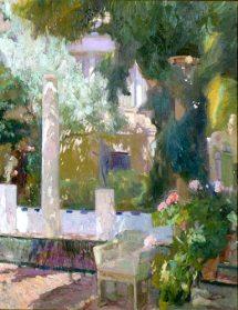 Jardín (1920)- Casa-museo Sorolla
