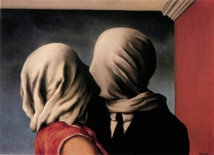 Los amantes- René Magritte