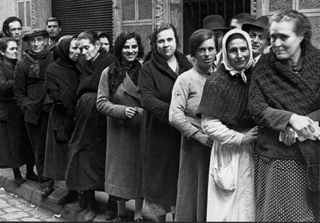 Resultado de imagen de literatura posguerra española