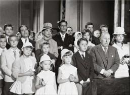 "Fotograma de la película ""La gran familia"" (1962)"