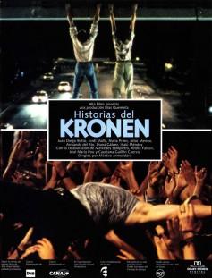 """Cartel de la película """"Historias del Kronen"""""""
