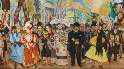 Diego Rivera, pintor mejicano (1886-1957)