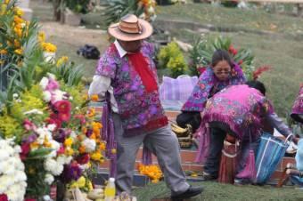 Índigenas etnia maya (México)