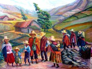 pintura-peruana