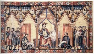 Escuela de Traductores- Alfonso X- Biblioteca de El Escorial