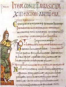 Códice Abeldense (s. X)- Biblioteca Gonzalo de Berceo